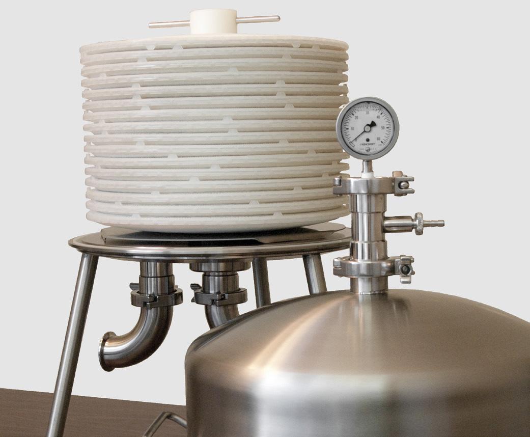 Lenticular Filters Nova Filtration Technologies